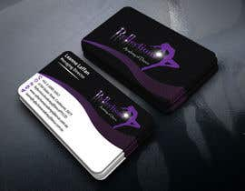 Nro 89 kilpailuun Reflections Academy of Dance Business Card käyttäjältä moucak