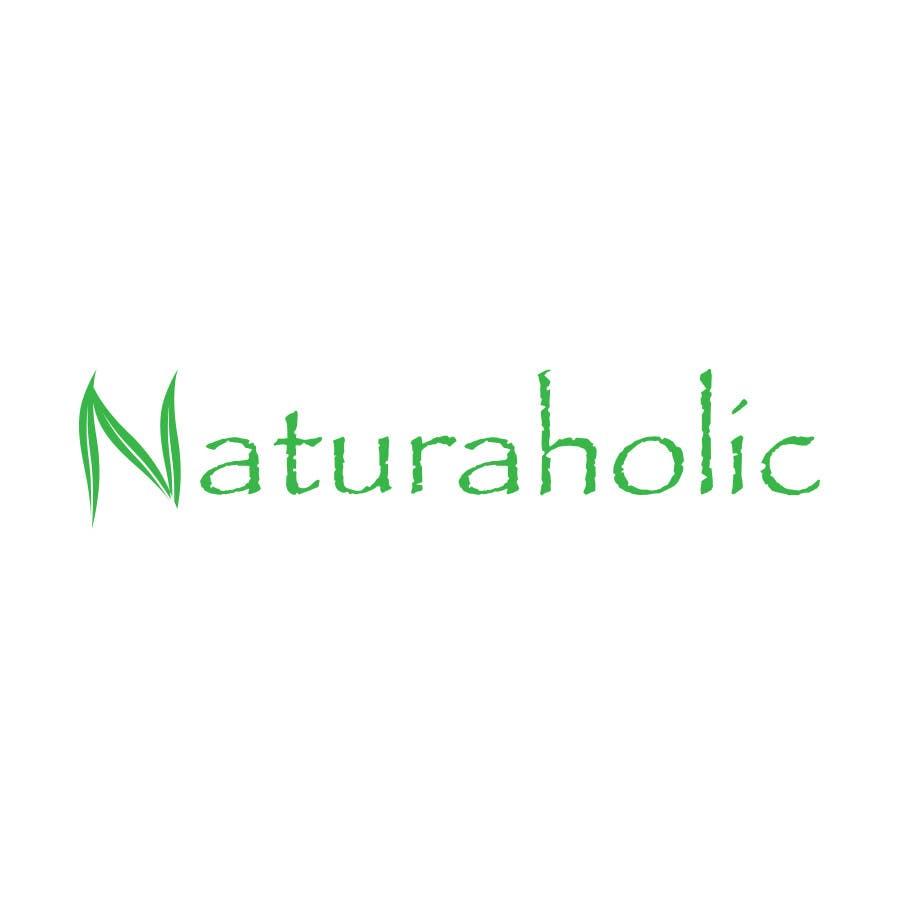 Penyertaan Peraduan #                                        38                                      untuk                                         Logo Design for a Natural Blog and skincare line
