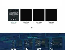 Nro 12 kilpailuun Design a Facebook landing page käyttäjältä crowwred