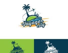 Nro 138 kilpailuun Design a Logo (Voyager City) käyttäjältä daebby