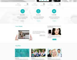 #24 para Home Page Design for a Corporate Site ( Would evolve into long term contract) por SadunKodagoda