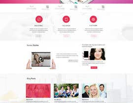 #25 for Home Page Design for a Corporate Site ( Would evolve into long term contract) by SadunKodagoda