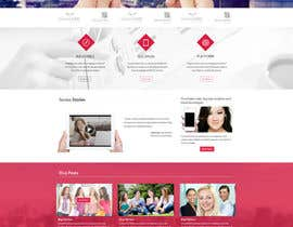 #32 para Home Page Design for a Corporate Site ( Would evolve into long term contract) por SadunKodagoda