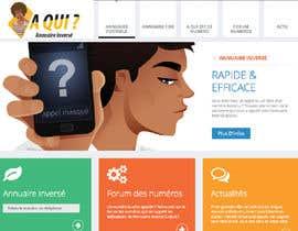 #273 untuk Concevez un logo for ANNUAIRE INVERSE GRATUIT oleh carlosbatt