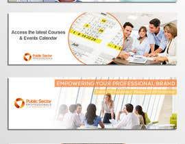 phthai tarafından Design 4 website banners - Public Sector Professionals için no 25