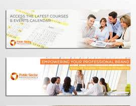 phthai tarafından Design 4 website banners - Public Sector Professionals için no 36