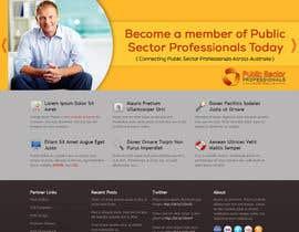 mohosinmiah0122 tarafından Design 4 website banners - Public Sector Professionals için no 34