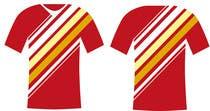 Graphic Design Entri Peraduan #48 for Sports Apparel Graphic Designer