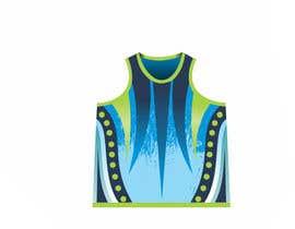 #73 untuk Sports Apparel Graphic Designer oleh vlaja27