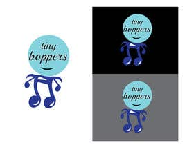 #38 for Design a logo for Tiny Boppers - a preschool music & movement class by FreelancerAP