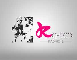 "KevinXavio tarafından design a logo for ""RoEco Fashion için no 47"