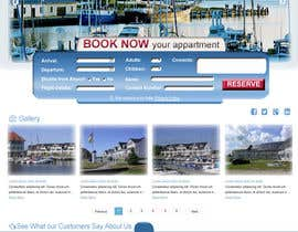 #4 untuk Design Website for Holiday Appartment Booking Page - repost oleh isalabasheva