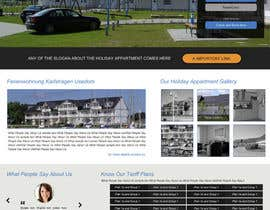 #26 for Design Website for Holiday Appartment Booking Page - repost af poujulameen