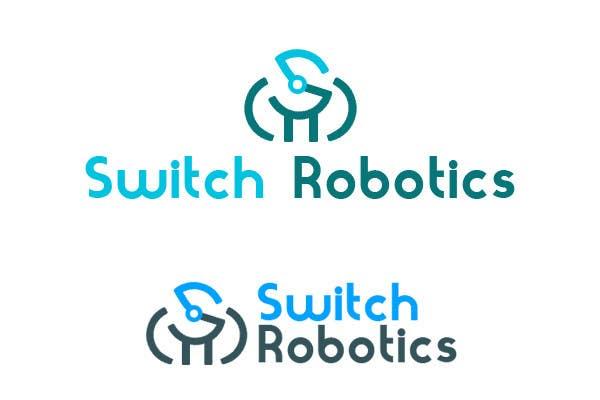 Penyertaan Peraduan #130 untuk Design a Logo for Switch Robotics