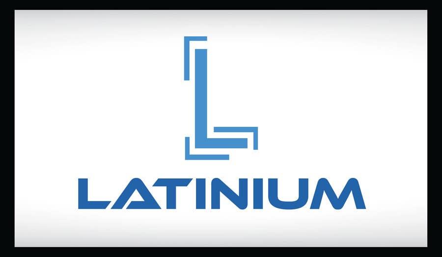 Proposition n°27 du concours Diseñar un logotipo producto LATINIUM