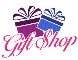 #28 untuk Design a Logo and facebook cover Name: Gift$hop oleh victorianeyes