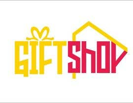 #10 untuk Design a Logo and facebook cover Name: Gift$hop oleh chenjingfu