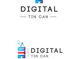 #31 untuk Design a Logo for Digital Tin Can oleh himel302