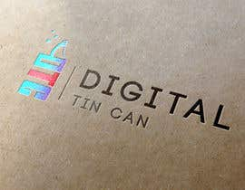 #70 untuk Design a Logo for Digital Tin Can oleh himel302