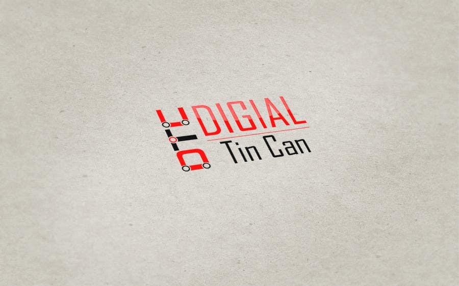 Kilpailutyö #43 kilpailussa Design a Logo for Digital Tin Can
