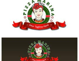 #80 for Design a Logo for pizza shop by ayubouhait