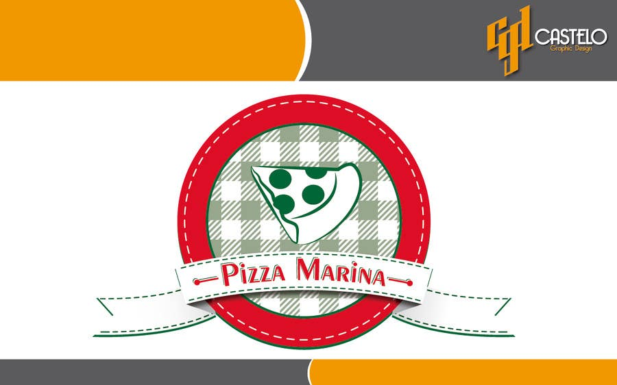 #72 for Design a Logo for pizza shop by CasteloGD