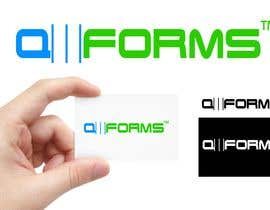 rahulvyas12님에 의한 Logo Design for QMForms을(를) 위한 #21