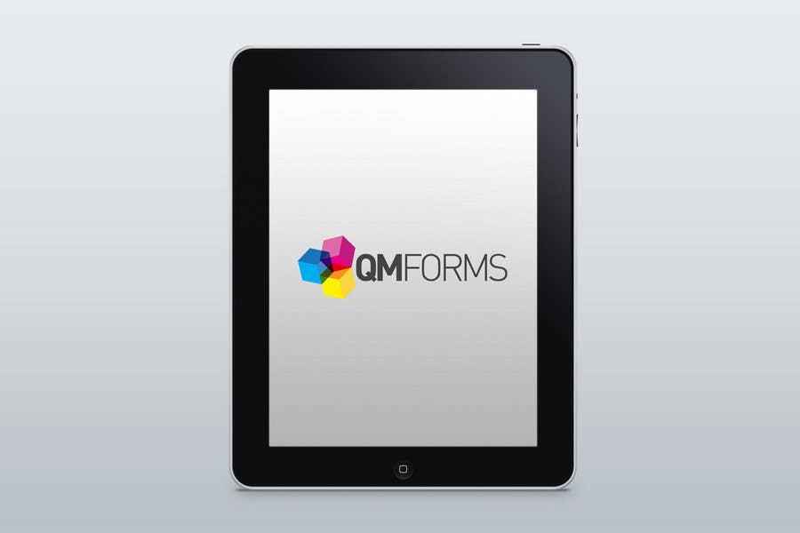 Contest Entry #                                        5                                      for                                         Logo Design for QMForms