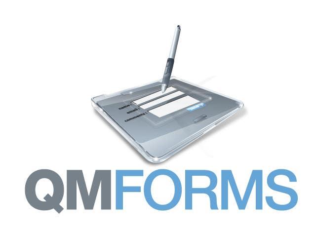 Inscrição nº                                         40                                      do Concurso para                                         Logo Design for QMForms
