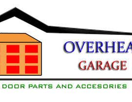 nemesis957 tarafından Design a Logo for A Online Garage Door Parts Store için no 28