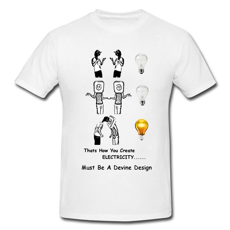 Konkurrenceindlæg #9 for Design a T-Shirt for Devine Design