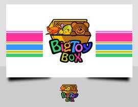 #95 for Design a logo for online kids toy shop by daebby