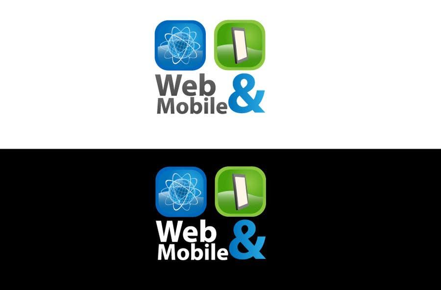 Kilpailutyö #71 kilpailussa Design a Logo for : Web & Mobile
