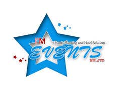#27 para Design a Logo for  I'M EVENTS por rayallaraghu21