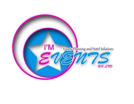 #29 para Design a Logo for  I'M EVENTS por rayallaraghu21