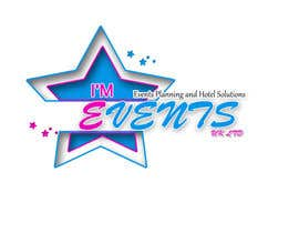 #33 para Design a Logo for  I'M EVENTS por rayallaraghu21