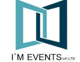 nº 12 pour Design a Logo for  I'M EVENTS par uzairuzzi