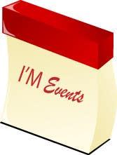 Konkurrenceindlæg #51 for Design a Logo for  I'M EVENTS
