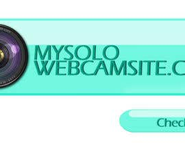 #3 para Design a Banner for streaming cam site and admin site por riccardoconiglio
