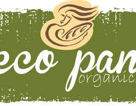 #19 for Diseñar un logotipo for eco pan organics by pablopoeta
