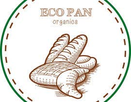 #53 for Diseñar un logotipo for eco pan organics by irenetls