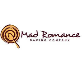 #195 para Design a Logo for Mad Romance Baking Company por raikulung