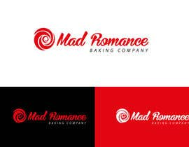 #61 para Design a Logo for Mad Romance Baking Company por finetone