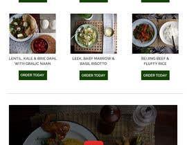 Nro 2 kilpailuun Design a new Newsletter template käyttäjältä hemabajaj891