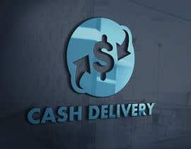 Nro 54 kilpailuun Design a Logo for Cash Deliver Business käyttäjältä alina9900