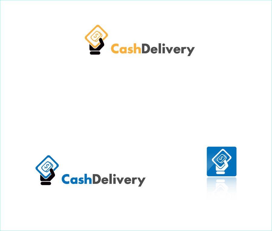 Kilpailutyö #56 kilpailussa Design a Logo for Cash Deliver Business