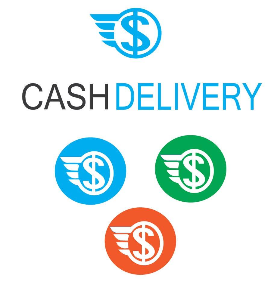 Kilpailutyö #23 kilpailussa Design a Logo for Cash Deliver Business
