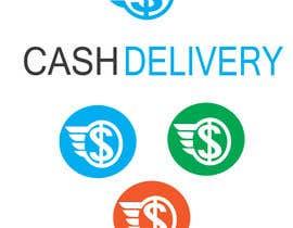 Nro 23 kilpailuun Design a Logo for Cash Deliver Business käyttäjältä kingr8247