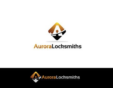 #86 for design a vector logo for a locksmith company. af paxslg