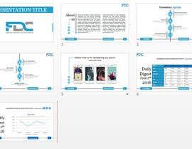 mho56b77831bf36b tarafından Design a Powerpoint template için no 5